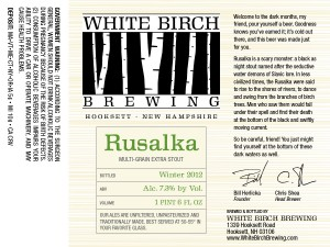 White Birch Rusalka